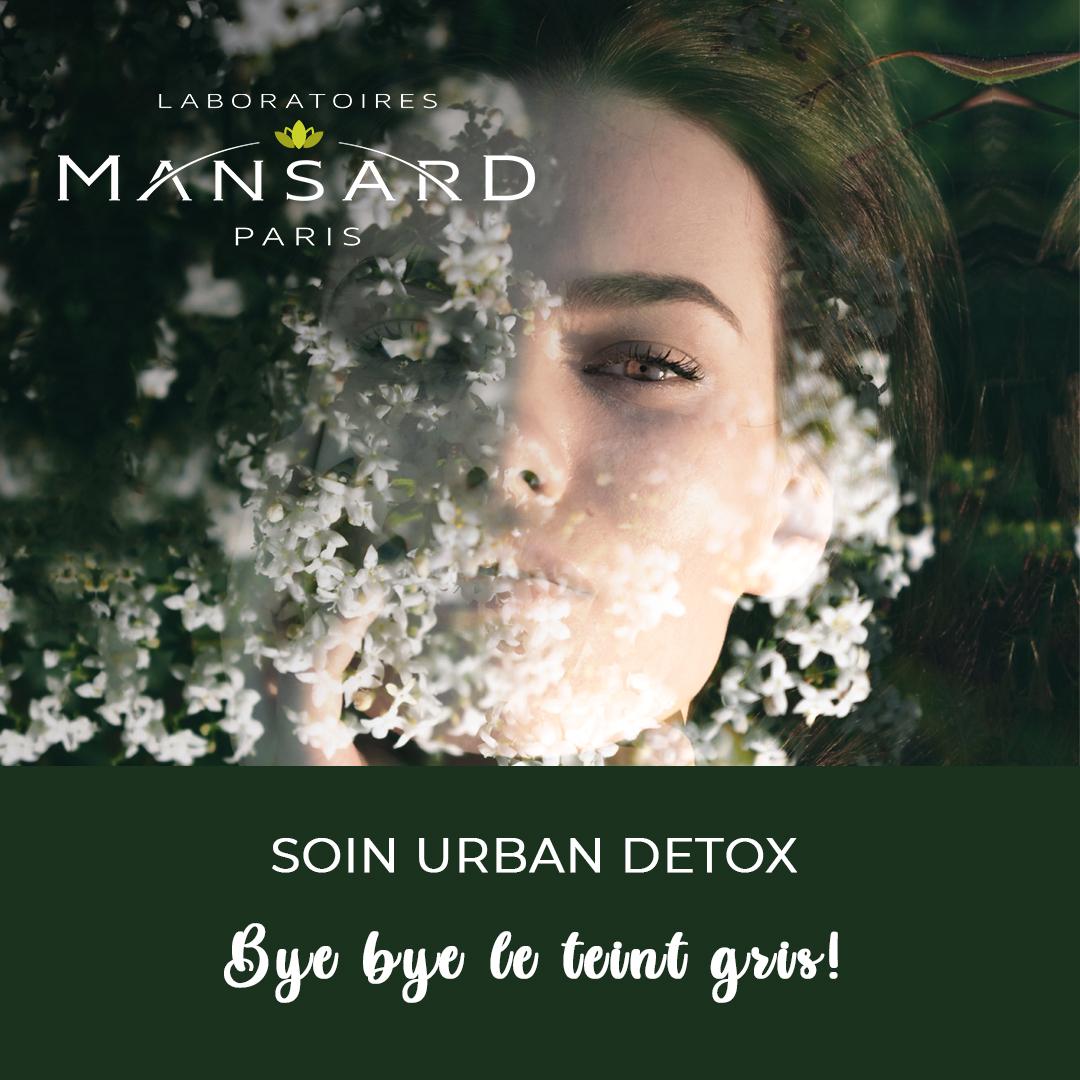 Le soin Urban Détox MANSARD
