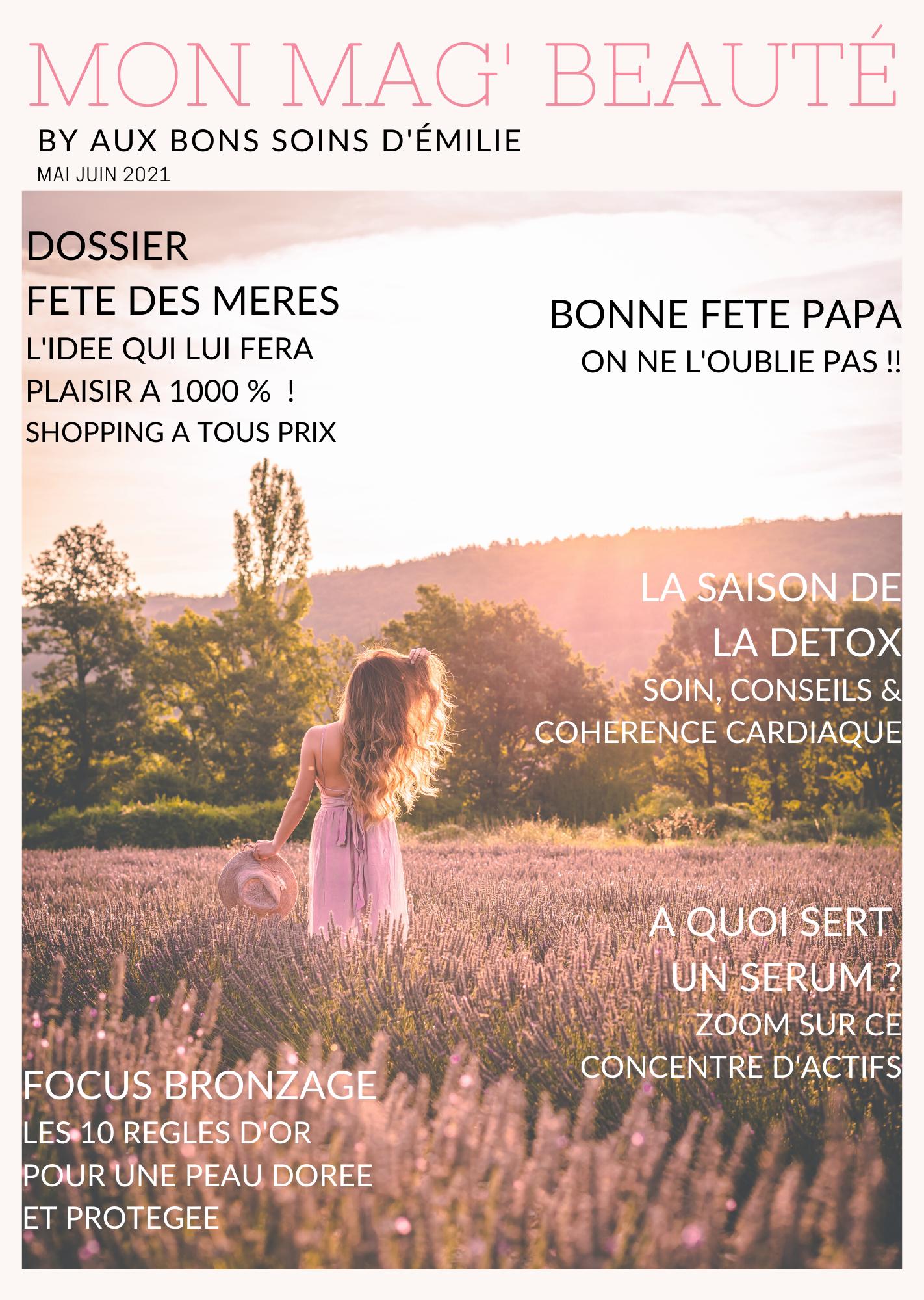 Mon Mag' Beauté, by Aux Bons Soins d'Emilie