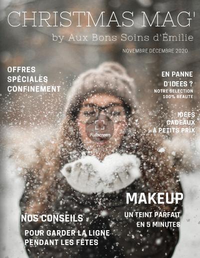 Christmas Mag', by Aux Bons Soins d'Emilie